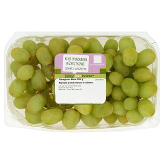Tesco White Grape 500 g