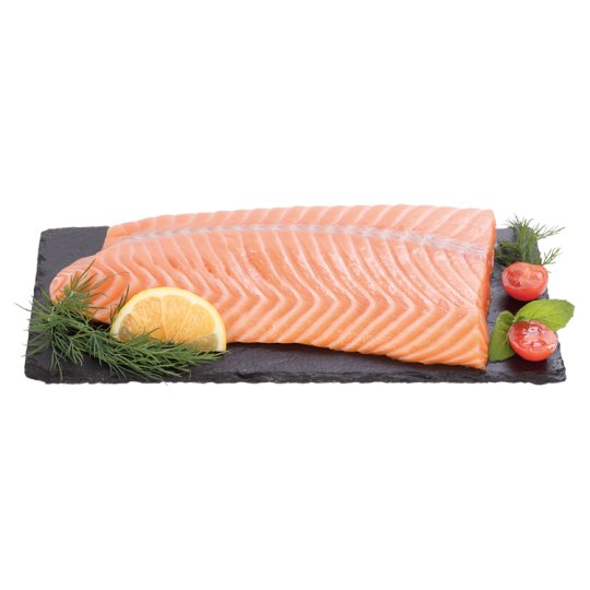 Extra Norwegian Skinless Salmon Fillet