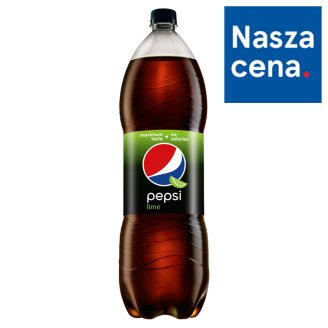 Pepsi Lime Carbonated Drink 2 l