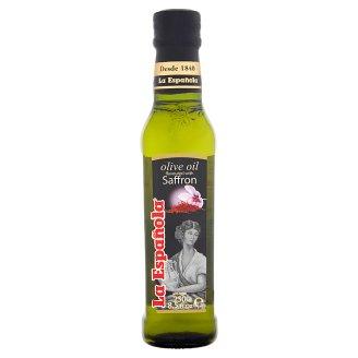 La Española Oliwa z oliwek o smaku szafranu 250 ml