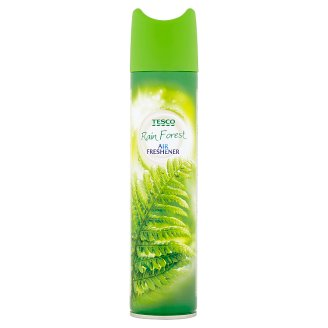 Tesco Rain Forest Air Freshener 300 ml