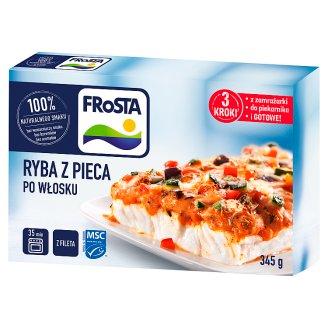 FRoSTA Italian Style Roast Fish 345 g