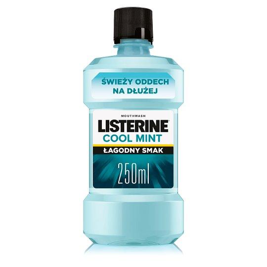 Listerine Cool Mint Płyn do płukania jamy ustnej 250 ml