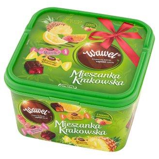 Wawel Mieszanka Krakowska Galaretki w czekoladzie 800 g