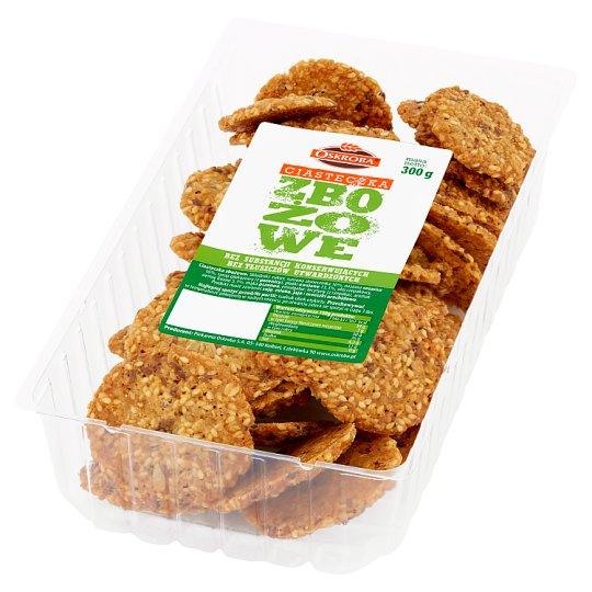 Oskroba Cereal Biscuits 300 g