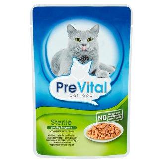 PreVital Sterile Karma dla kotów po sterylizacji 100 g