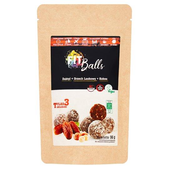 Znalezione obrazy dla zapytania Natura Food Veggie Fit balls daktyl, orzech laskowy, kokos