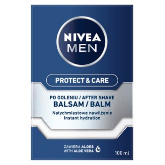 NIVEA MEN Protect & Care Replenishing After Shave Balm 100 ml