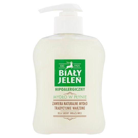 Biały Jeleń Hipoalergiczne mydło w płynie 300 ml