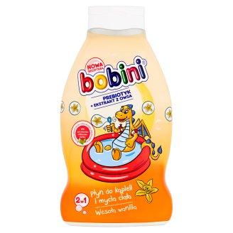Bobini Happy Vanilla 2in1 Bath & Body Wash 660 ml
