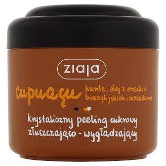 Ziaja Cupuacu Exfoliating and Smoothing Crystal Sugar Body Scrub 200 ml