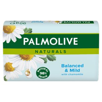 Palmolive Naturals Balanced & Mild Toilet Soap 90 g