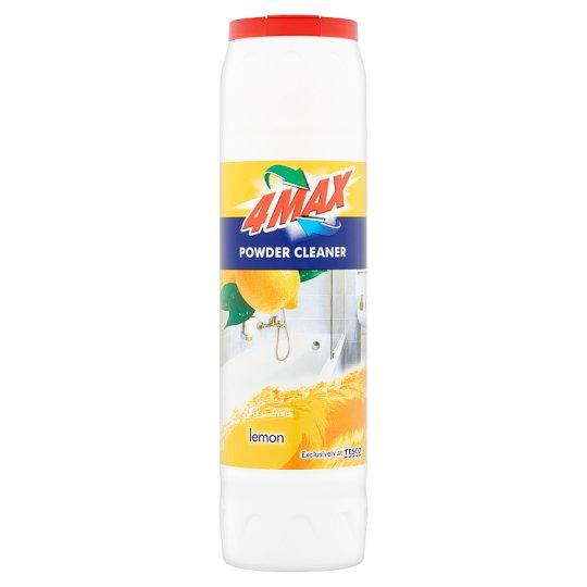 4MAX Lemon Proszek do czyszczenia 500 g