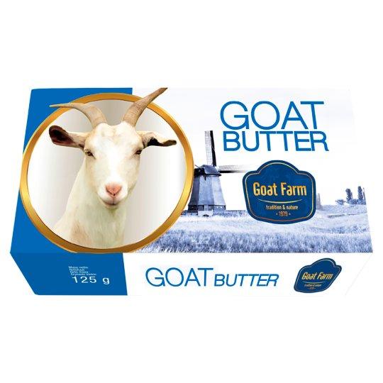Goat Farm Goat Butter 125 g