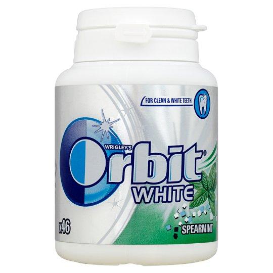 Orbit White Spearmint Sugarfree Chewing Gum 64 g (46 Pieces)