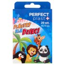 Perfect plast Kids Zoo Band-Aid for Kids 20 Pieces