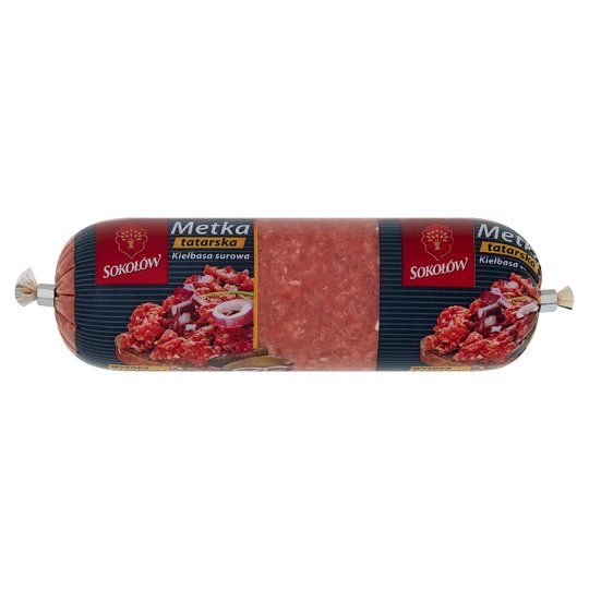 Sokołów Tatarska Raw Sausage 180 g