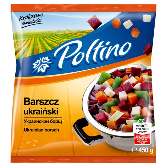 Poltino Ukrainian Borsch 450 g