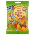 Tesco Candy Carnival Sweet Mix Żelki o smaku owocowym z zagęszczonym sokiem winogronowym 100 g