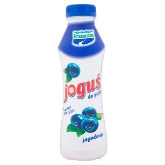 Krasnystaw Joguś Blueberry Drink Yoghurt 350 g