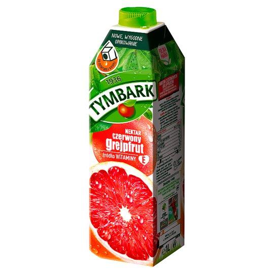 Tymbark Nektar czerwony grejpfrut 1 l
