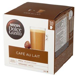Nescafé Dolce Gusto Café au Lait Coffee Capsules 300 g (30 Pieces)