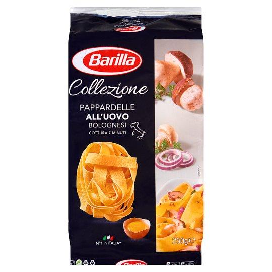 Barilla Collezione Makaron Pappardelle All'Uovo Bolognesi 250 g