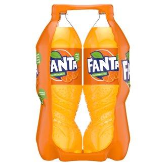 Fanta Orange Drink 2 x 1.5 L
