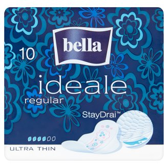 Bella Ideale Ultra Regular Sanitary Pads 10 Pieces