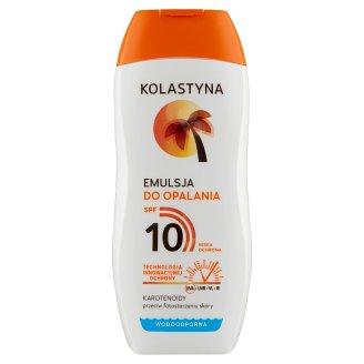 Kolastyna Emulsja do opalania SPF 10 200 ml