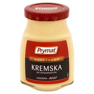 Prymat Kremska Mild Mustard 185 g