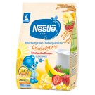 Nestlé Dzień Dobry Strawberry Banana after 6 Months Onwards Milk Rice-Corn Porridge Strawberry 230 g