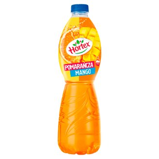 Hortex Pomarańcza mango Napój 1,75 l