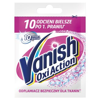 Vanish Gold Oxi Action Powder Fabric Stain Remover for Whites 30 g