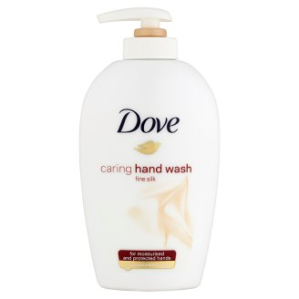 Dove Fine Silk Caring Hand Wash 250 ml