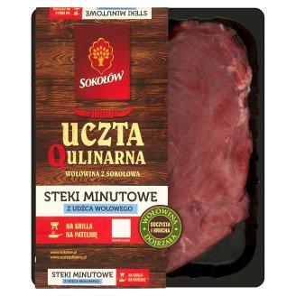 Sokołów Uczta Qulinarna Beef from Sokołów Minute Steaks from Beef Leg