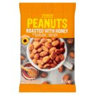 Tesco Roasted with Honey Peanuts 200 g