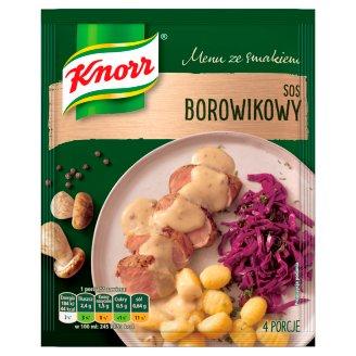 Knorr Menu ze smakiem Sos borowikowy 37 g