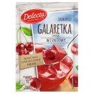 Delecta Galaretka smak wiśniowy 75 g