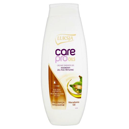 Luksja Care Pro Oils Kremowy żel pod prysznic 500 ml