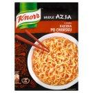Knorr Nudle Azja Zupa-danie o smaku kaczki po chińsku 71 g