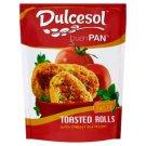 Dulcesol Pieczone bułeczki z suszonymi pomidorami i oregano 160 g