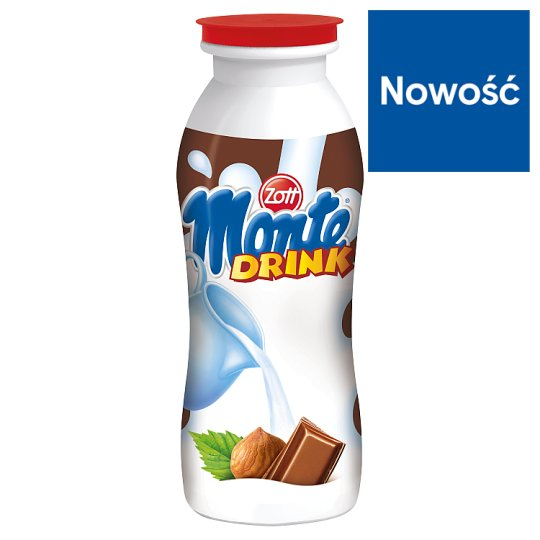 Zott Monte Drink Milk Drink 200 ml