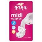 Gaga 3 Midi 4-9 kg Nappies 72 Pieces
