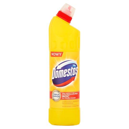 Domestos Przedłużona Moc Citrus Fresh Płyn czyszcząco-dezynfekujący 750 ml