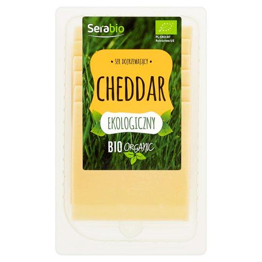 Serabio Ser ekologiczny Cheddar 125 g