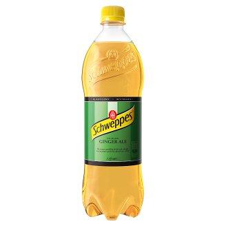 Schweppes Ginger Ale Sparkling Drink 0.9 L