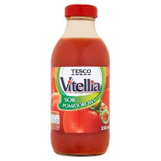 Tesco Vitellia Tomato Juice 330 ml