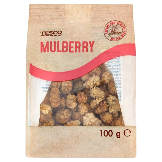Tesco Mulberry 100 g