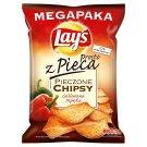 Lay's Prosto z Pieca Pieczone chipsy Grillowana Papryka 200 g